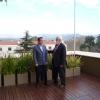 Reunión Gobernador Francisco Perez 27/08/2014